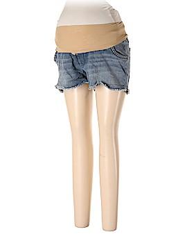 Jessica Simpson Maternity Denim Shorts Size XL (Maternity)