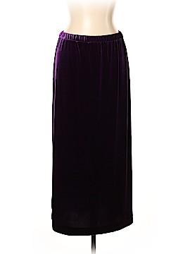 Quacker Factory Casual Skirt Size L