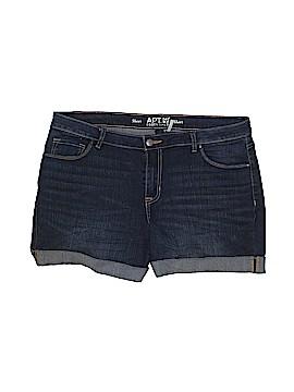 Apt. 9 Denim Shorts Size 14