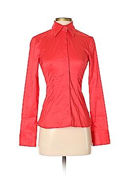 BOSS by HUGO BOSS Long Sleeve Button-Down Shirt Size 0