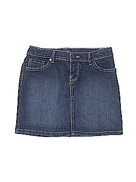 The Children's Place Denim Skirt Size 8