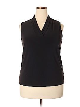 Anne Klein Sleeveless Top Size 1X (Plus)