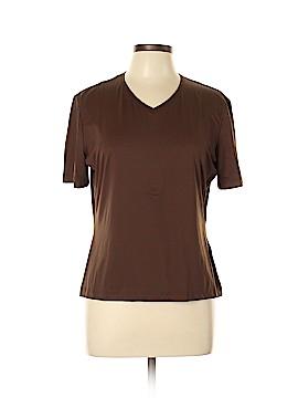 Escada Short Sleeve Blouse Size 44 (EU)