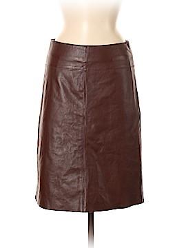 Bebe Leather Skirt Size 8