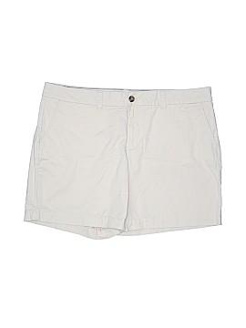 Tommy Hilfiger Khaki Shorts Size 18 (Plus)