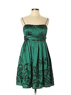 S.L. Fashions Cocktail Dress Size 10 (Petite)