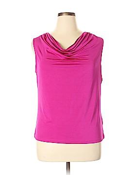 Jones Studio Short Sleeve Blouse Size XL
