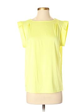 Catherine Malandrino Short Sleeve Blouse Size S