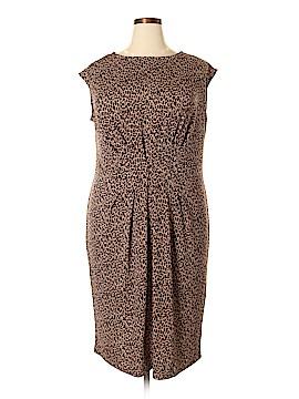 Talbots Casual Dress Size 2X (Plus)