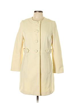 Banana Republic Wool Coat Size L (Petite)