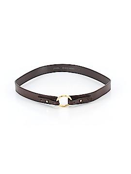 Casual Corner Leather Belt Size L
