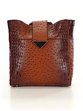 Versona Leather Satchel One Size