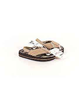 Cat & Jack Flip Flops Size 6