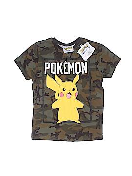Pokemon Short Sleeve T-Shirt Size 5/6