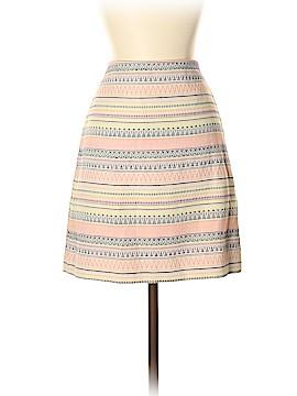 Ann Taylor LOFT Denim Skirt Size 6 (Petite)