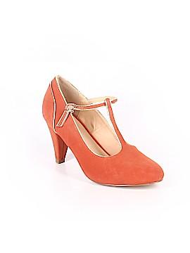 Monroe and Main Heels Size 6