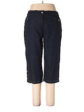 Karen Scott Casual Pants Size 14 (Petite)