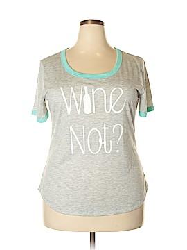 Jenni by Jennifer Moore Short Sleeve T-Shirt Size XXL