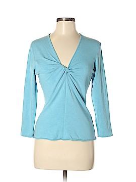 Yansi Fugel Silk Pullover Sweater Size M