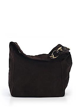 Eric Javits Leather Hobo One Size