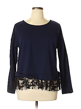Verve Ami Pullover Sweater Size XL