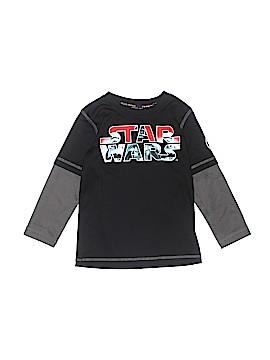 Star Wars Long Sleeve T-Shirt Size 4