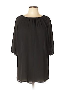 Premise Studio 3/4 Sleeve Blouse Size L