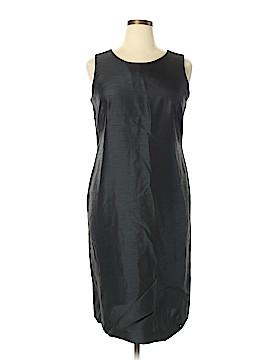 Leslie Fay Casual Dress Size 16 (Petite)
