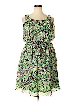 Jessica Howard Casual Dress Size 18 (Plus)