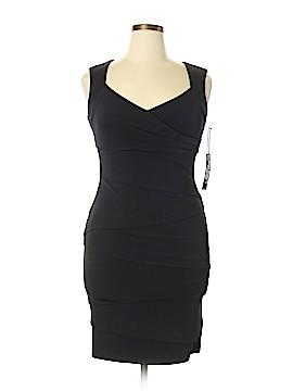 White House Black Market Casual Dress Size 14 (Petite)