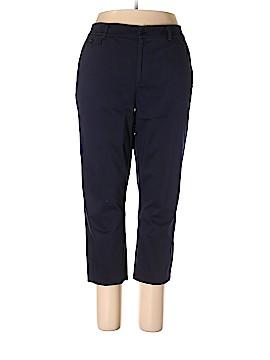 Lauren by Ralph Lauren Khakis Size 18 (Plus)