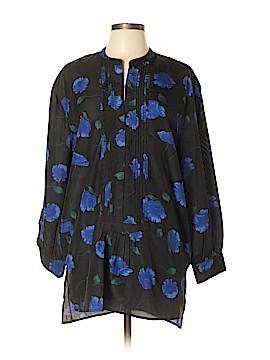 Larry Levine 3/4 Sleeve Blouse Size L