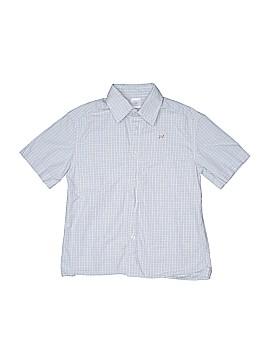 Crewcuts Short Sleeve Button-Down Shirt Size 6 - 7