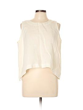 Eskandar Sleeveless Blouse Size 8 (1)