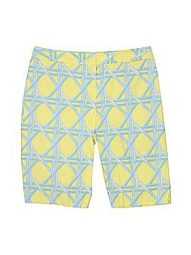 J. McLaughlin Khaki Shorts Size 10