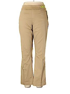 Lee Casual Pants Size 16 (Petite)