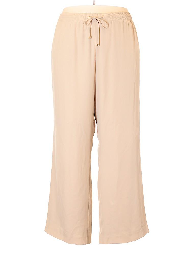 Calvin Klein Women Casual Pants Size 2X (Plus)