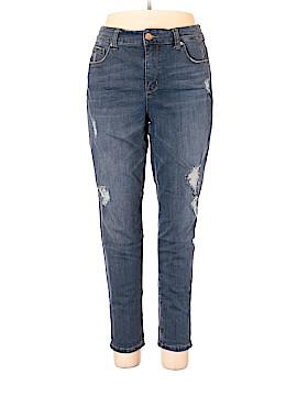 Melissa McCarthy Seven7 Jeans Size 16 (Plus)