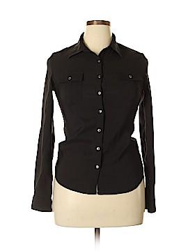 Renee C. Long Sleeve Blouse Size L
