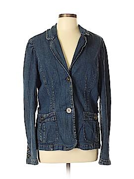 St. John's Bay Denim Jacket Size L (Tall)