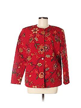 Susan Graver Jacket Size M