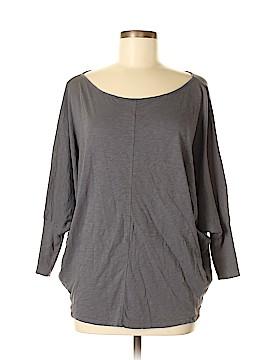 Velvet 3/4 Sleeve T-Shirt Size L