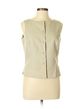 Ann Taylor Tuxedo Vest Size 10