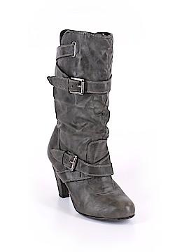 White Mountain Boots Size 8