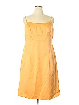 Oleg Cassini Casual Dress Size 18 (Plus)