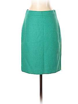 J. Crew Factory Store Wool Skirt Size 0