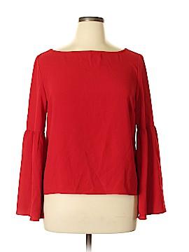 Pixley Long Sleeve Blouse Size XL