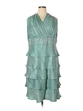 R&M Richards Cocktail Dress Size 24 (Plus)
