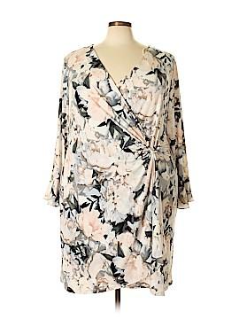 Calvin Klein Casual Dress Size 3X (Plus)