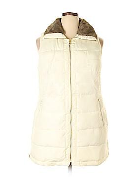 Charter Club Vest Size 1X (Plus)